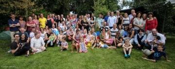 Company garden party 2016