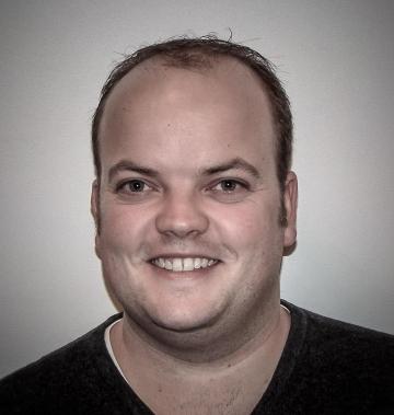 Jasper Smit new member of staff
