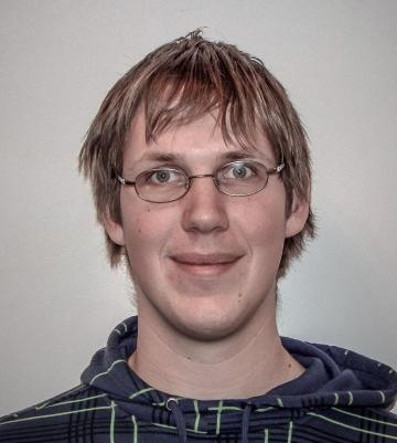 Vincent Schrik new talented engineer
