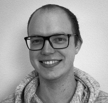 Jan Wessels starts as an engineer in our Research & Feasibility group