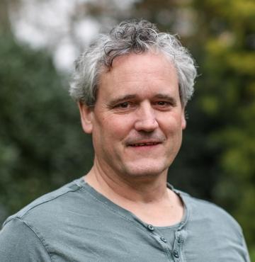 Mark Meuwese CTO Organisation & Technology