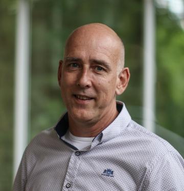Ron van Oosterhout starts as Director Operations