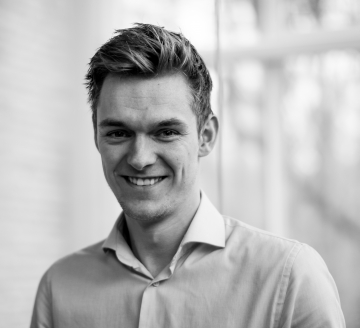 Maikel Michiels starts as Supply Chain Engineer
