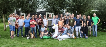Settels Savenije team enjoys annual company weekend