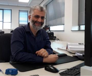 Abdel Boujnane Sr. opto-mechanical system designer