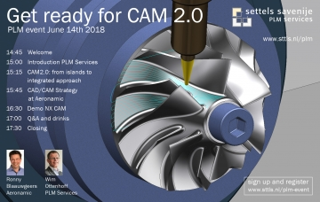 Visit our event 'Get ready for CAM2.0'