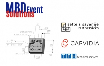 Visit us at the MBD Solutions event
