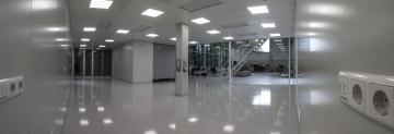TAQ cleanroom