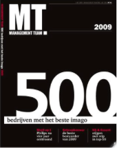 Settels van Amelsvoort in top 500 in the Netherlands